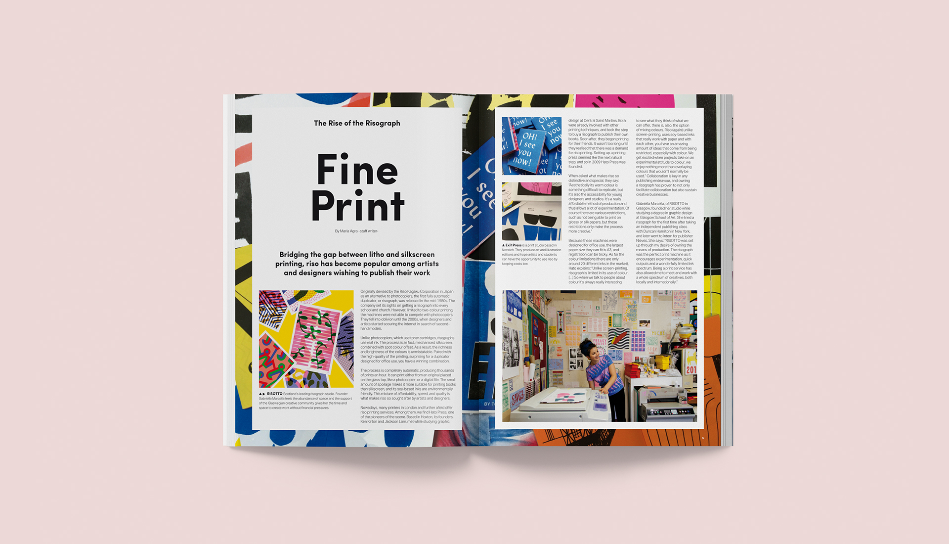 The Rise of the Risograph 1