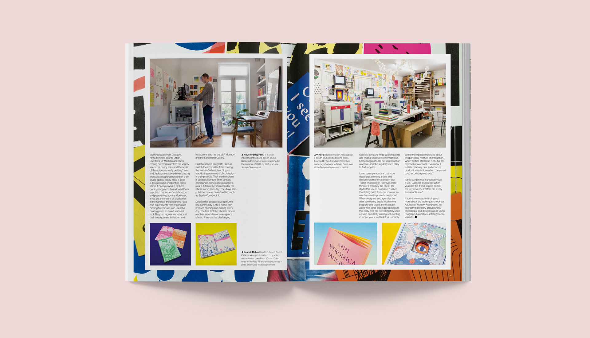 The Rise of the Risograph 2